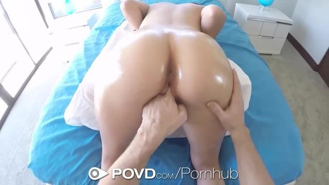 POVD Petite Tiny Brunette Shane Blair POV Fucked by Big Dick