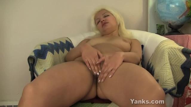 Horny Barbie Masturbating