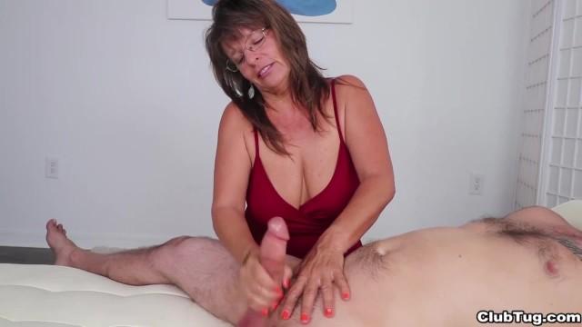 The Cock Milking MILF - Club Tug