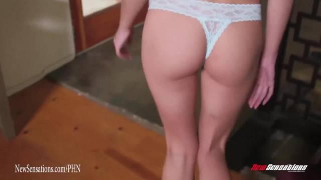New Sensations Marley Brinx Cuckold Filmed by her Boyfriend