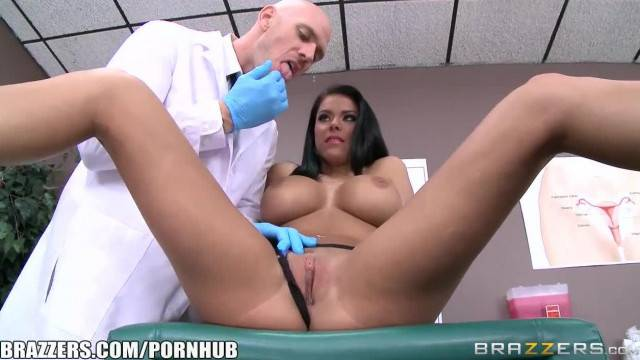 Peta Jensen gets Fucked by her Doctor Brazzers